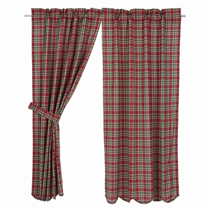 Plaid Curtains Bestwindowtreatments Com