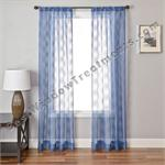 Hurley Sheer Curtain Panel in 10 colors