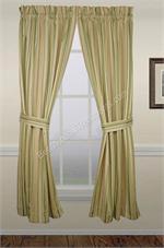 Rod Pocket Curtains - Custom Window Treatments, bedding, drapes