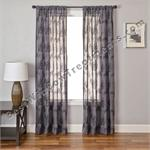 Nadia Curtain Panel available in 5 colors