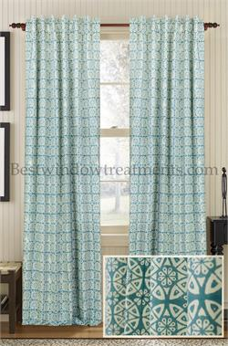 Opaline Cotton Amp Linen Curtain Panel Best Window Treatments