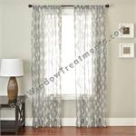Pembroke Sheer Curtain Drapery Panel