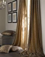 Curtain Panels by Color
