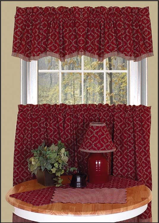 Country French Lace Curtains Bedroom Curtains and D