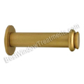 End Cap Post Curtain Tie Back