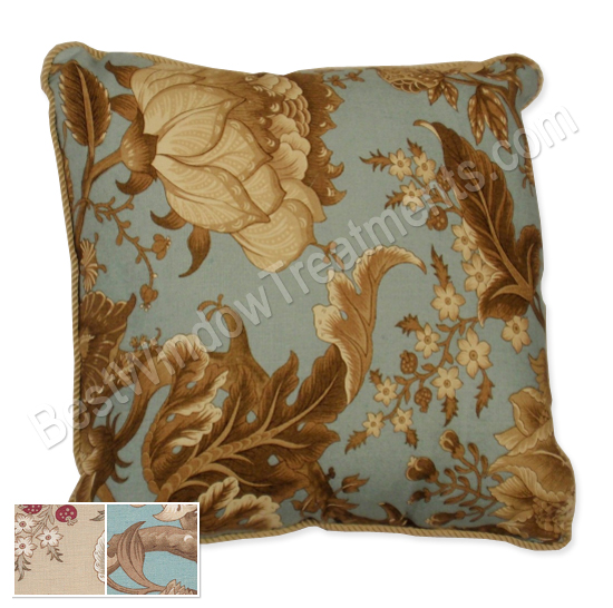 Victorian Denehy Toss Pillow