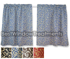 Tremblay Tier Curtains