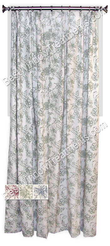 Discount Tab Top Blackout Curtains | Tab Top Insulated Window