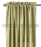 Evelyn Luxury Curtain Panels with Lining