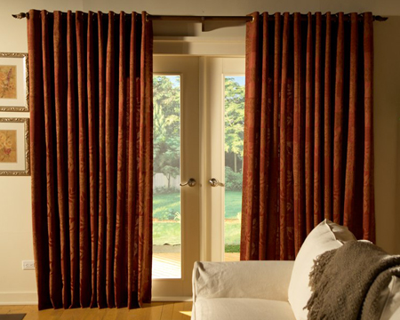 Custom Grommet Style Curtains  Double Width   Group3 |  Bestwindowtreatments.com