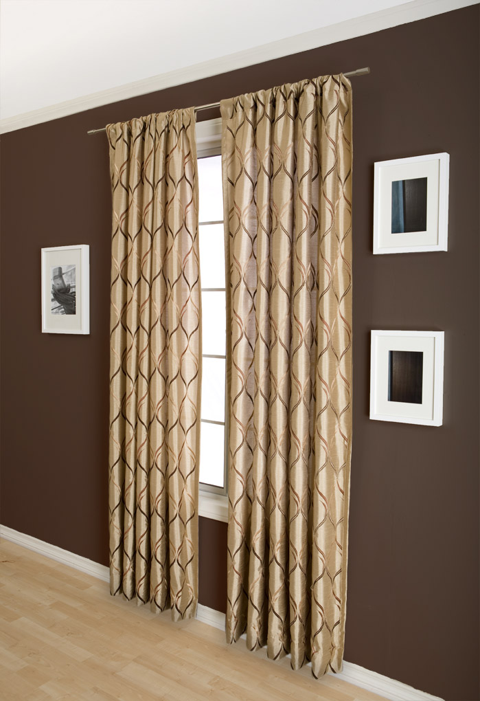 Regis Curtain Drapery Panels
