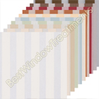 Concierge Stripe Curtain samples