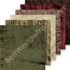 Exotica Curtain samples