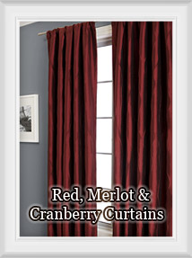 Shop for shades Red Curtains