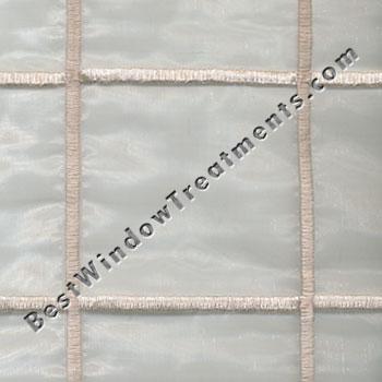 Esquire Sheer Curtain Drapery Panels