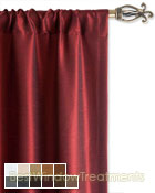 Rod Pocket Curtain Panel