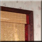 USA Premium Custom Classic Woven Roman Shades - Group 1 Patterns