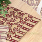 Southern Garnet Table Runner