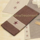 Colonial Star Embroidered Towel