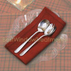 Welso Red Napkins
