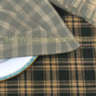 Hunter Green Picnic Plaid Placemat