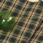 Hunter Green Picnic Plaid Table Runner