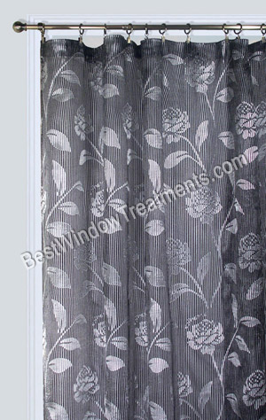 Casino Sheer Curtains