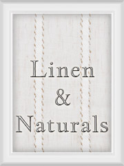 Linen Curtains: Burlap, Jute, Linen blends fabrics and window panels