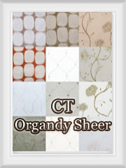 CT Organdy Sheer