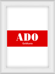 Ado Goldkante Fabric Swatches - 5 year color guarantee & Washable
