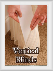 Vertical Blinds Cover Treatments