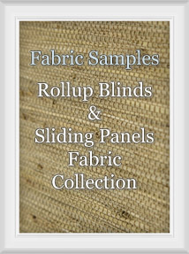 Roller Shades sample swatches