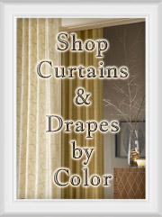 Curtains Draperies By Color