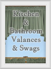 Kitchen Bath Valances
