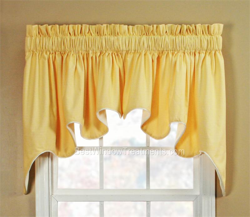 Landis Duchess Swag Window Topper