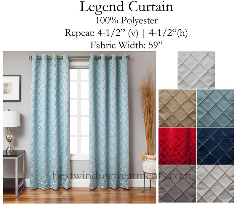 Legend Curtain Panel Www Bestwindowtreatments Com