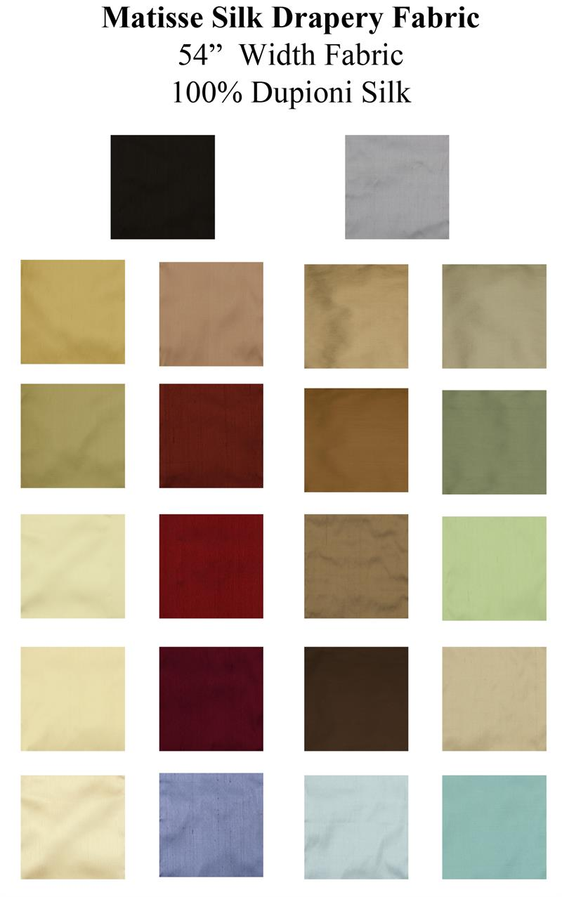 Dupioni Silk By Decor54 Fabrics Swatch