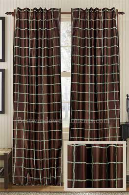 Lattice Design Curtain
