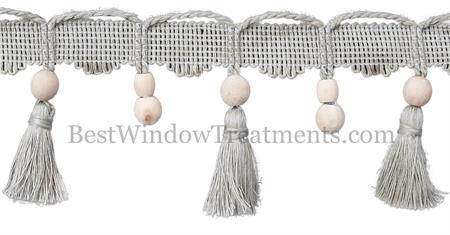 Custom Decorative Trim Sample | BestWindowTreatments com
