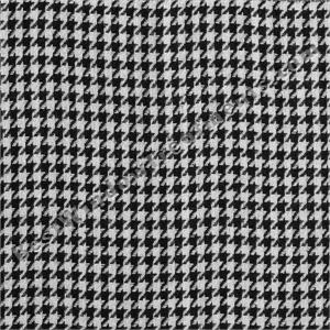 Houndstooth Curtains and Drapes