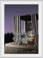 Outdoor Fabric & Sunbrella Curtains & Drapes