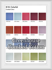 Greenhouse Combed Cotton