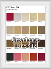 Greenhouse Faux Silk