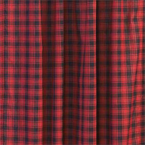 Cumberland Traditional Plaid Curtains
