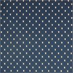 Navy Diamond Dot