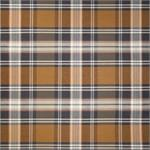 A9976 Caramel Plaid Swatch