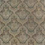 Chocolate Damask Fabric