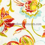 Jubilee Floral Outdoor Swatch