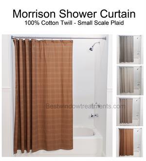 Shower Curtains For Your Bathroom Decor Bestwindowtreatmentscom