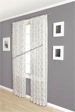 Truman Sheer Curtain Drapery Panels